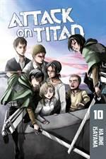 Attack on Titan 10 ...