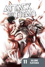 Attack on Titan 11 ...