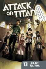 Attack on Titan 13 ...