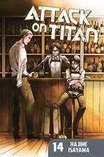 Attack on Titan 14 ...