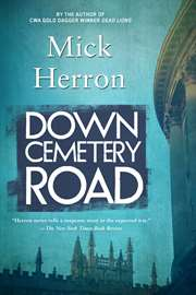 Down Cemetery Road ...
