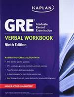 GRE Verbal Workboo ...