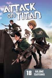 Attack on Titan 18 ...