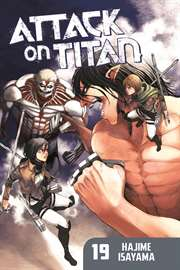 Attack on Titan 19 ...