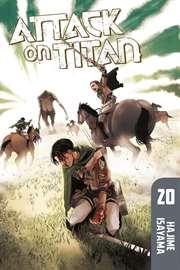 Attack On Titan 20 ...