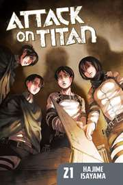 Attack on Titan 21 ...