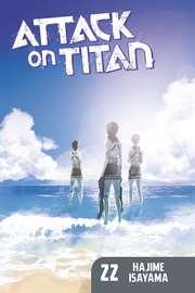 Attack On Titan 22 ...