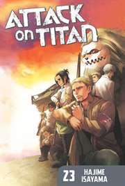 Attack on Titan 23 ...