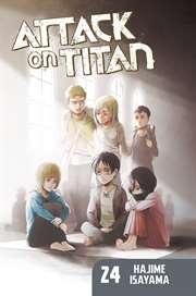 Attack on Titan 24 ...