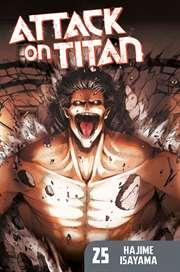 Attack On Titan 25 ...