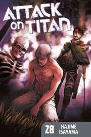 Attack on Titan 28 ...