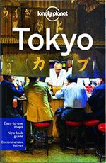 Lonely Planet Toky ...
