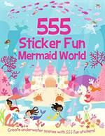 555 Sticker Fun: M ...