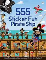 555 Sticker Fun: P ...