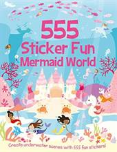 555 Sticker Fun: M ...