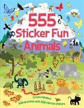 555 Sticker Fun An ...