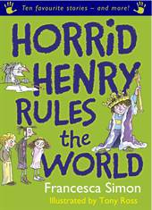 Horrid Henry Rules ...