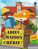 Adieu Maison Cheri ...