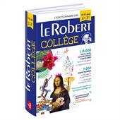 Le Robert collège  ...