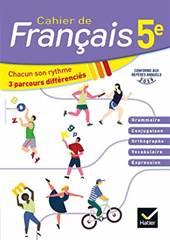 Français 5e - Cahi ...
