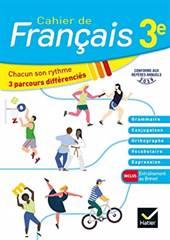 Français 3e Cahier ...
