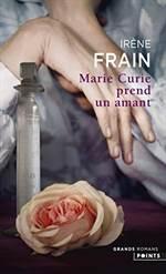 Marie Curie prend  ...
