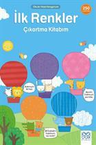 İlk Renkler <br/>Çıkartma Kitabım