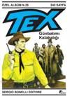 Tex Özel Seri 5; G ...