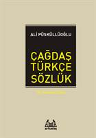 Çağdaş Türkçe Sözl ...